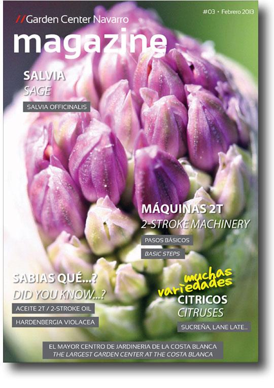 Garden center navarro magazine 3 now available garden for Jardineria navarro